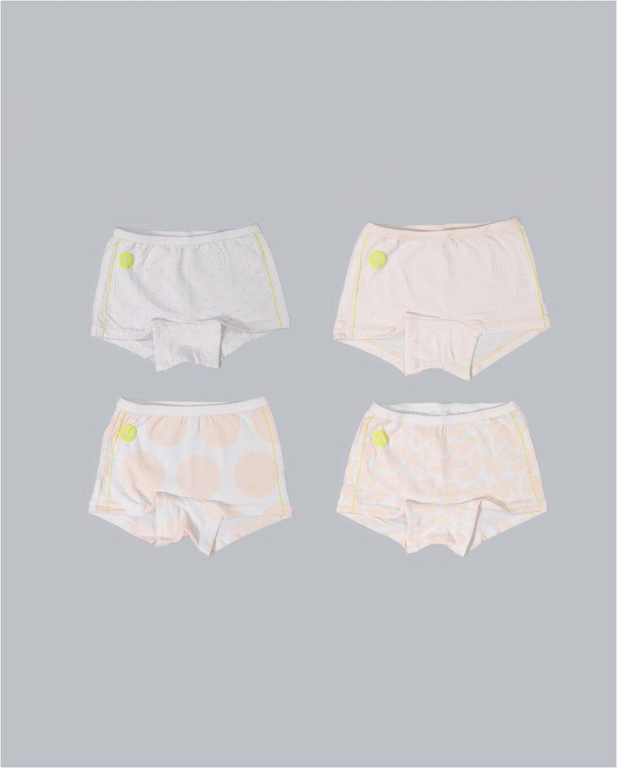 girls underwear shorties